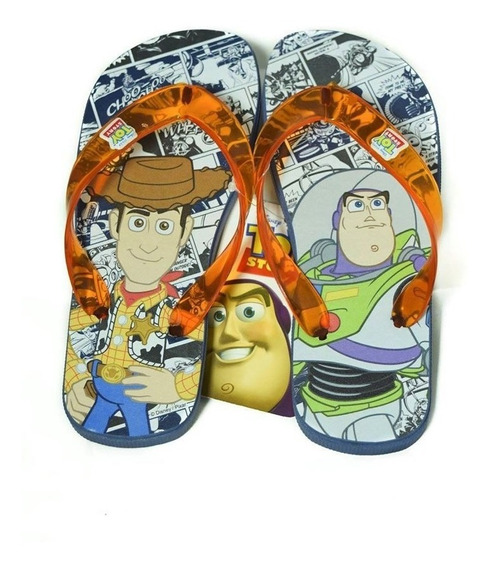 Ojotas Disney Toy Story Niño