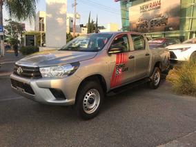 Toyota Hilux 4p Doble Cabina Base L4/2.7 Man