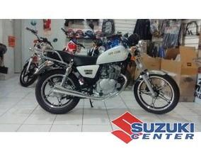 Suzuki Gn 125 F 2018 En Suzukicenter