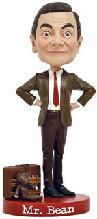 Muñeco Personaje Mr Bean Unico M/cabeza Coleccion Retro Rdf1