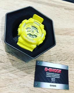 Reloj Casio G-shock Ga 110 Bc