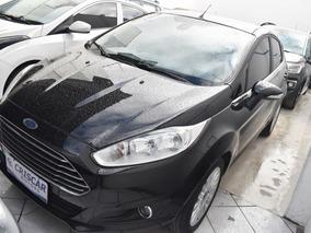 Fiesta 1.6 Titanium Hatch 16v Flex 4p Powershift