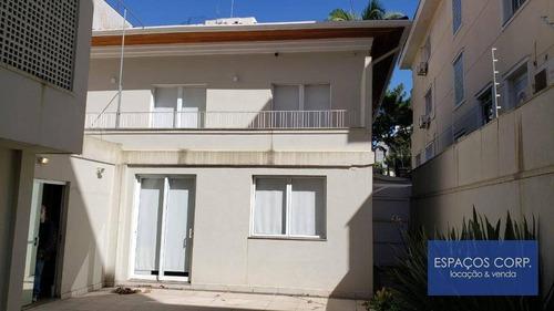 Casa Comercial Para Alugar, 396m² - Pinheiros - São Paulo/sp - Ca0062