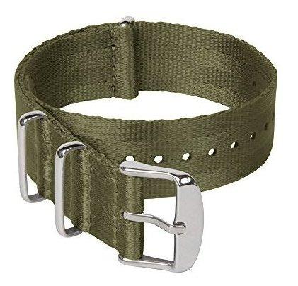 Imagen 1 de 7 de Correas De Reloj Arquero - Cinturones De Seguridad De Nylon