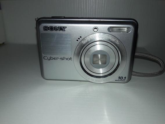 Câmera Digital Sony Cyber-shot 10.1