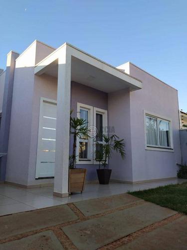 Imagem 1 de 6 de Casa Com 3 Dormitórios À Venda, 84 M² Por R$ 290.000 - Jardim Panorama - Ca0622