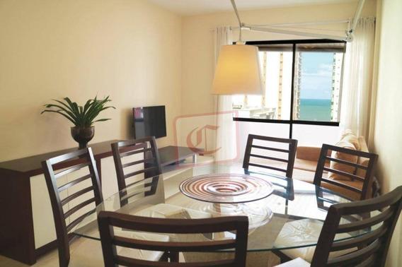 Apartamento Com 2 Dormitórios À Venda, 80 M² Por R$ 680.000 - Centro - Balneário Camboriú/sc - Ap1110