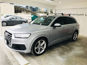 Audi Q7 3.0 Tfsi S Line Quattro 333hp 2017