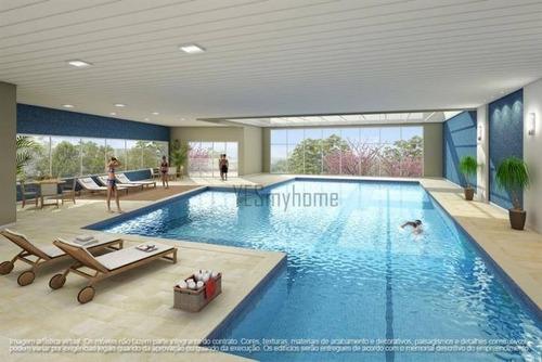 Apartamento Com 3 Dormitórios À Venda, 266 M² Por R$ 2.906.619,00 - Mossunguê - Curitiba/pr - Ap1570