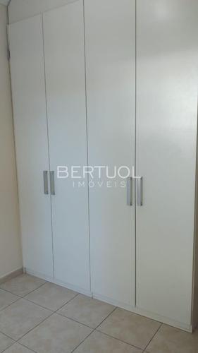 Apartamento Para Aluguel, 3 Quartos, 1 Suíte, 2 Vagas, Nova Vinhedo - Vinhedo/sp - 7564