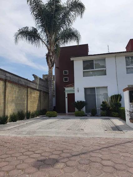 Casa En Renta En San Carlos Zona Angelopolis