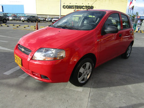 Chevrolet Aveo Five 1600. Full Equipo