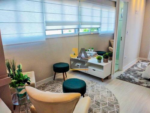 Imagem 1 de 11 de Studio Com 1 Dormitório À Venda, 30 M² Por R$ 288.000,00 - Parada Inglesa - São Paulo/sp - St0006