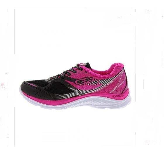 Tenis, Olimpikus, Preto/pink, 383,