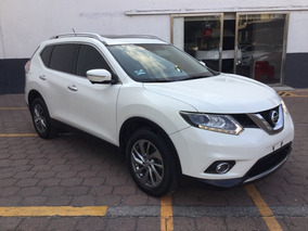 Nissan X-trail Exclusive 2 Filas 2015