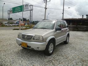 Chevrolet Grand Vitara 5p 2004 Mt