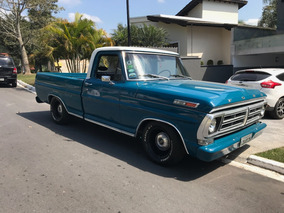 Ford F100 V8 1977 - Segundo Dono - O Carro Mais Integro!
