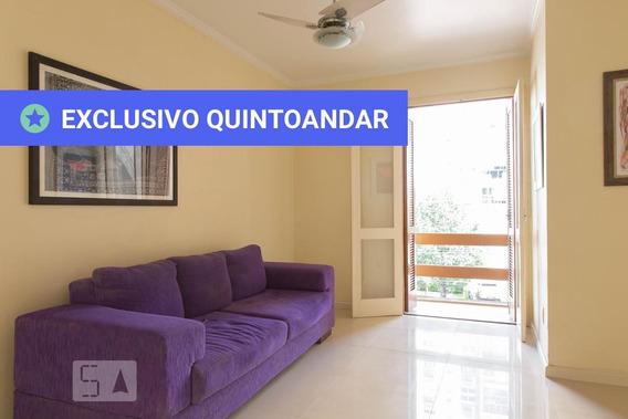 Apartamento No 2º Andar Mobiliado Com 1 Dormitório - Id: 892989838 - 289838