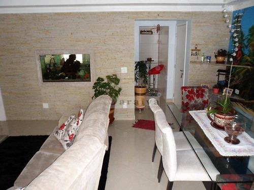 Imagem 1 de 24 de Apartamento Com 3 Dormitórios À Venda, 91 M² Por R$ 680.000,00 - Baeta Neves - São Bernardo Do Campo/sp - Ap3508