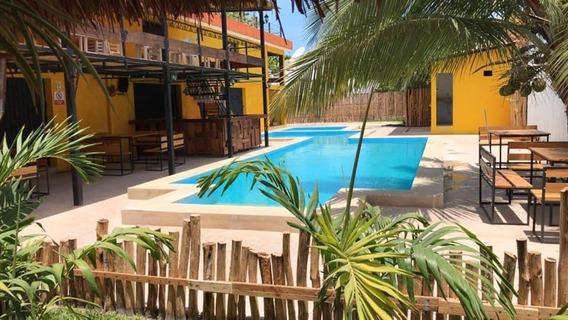 Oportunidad Inversionistas, Hotel En Venta En La Playa De Chuburná Puerto,progreso,yucatán