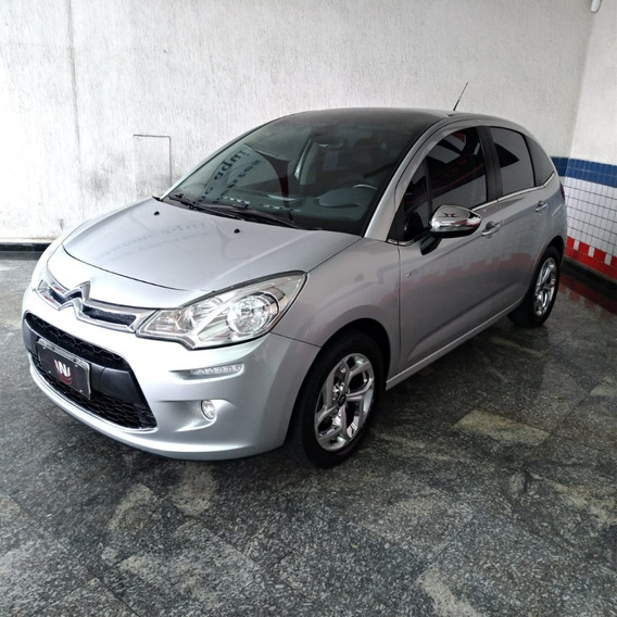 Citroen C3 Exclusive 1.6 2015 Automático