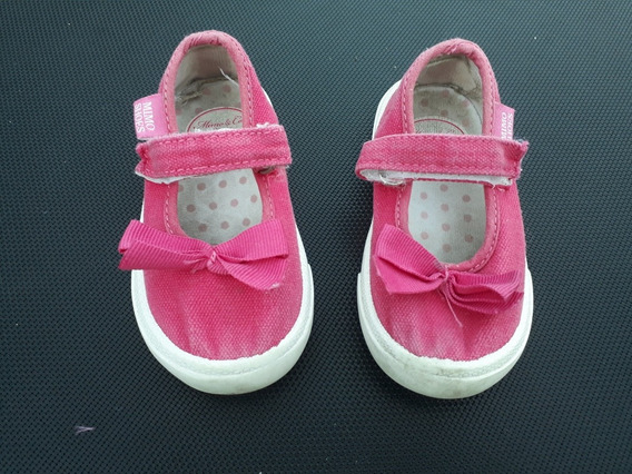 Zapatillas Tipo Guillerminas