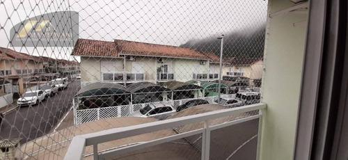 Sobrado Com 2 Dormitórios À Venda, 61 M² Por R$ 290.000,00 - Vila Voturua - São Vicente/sp - So0172