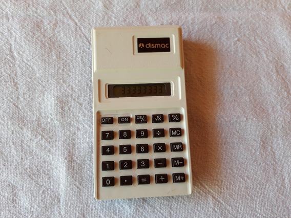 Calculadora Dismac Antiga
