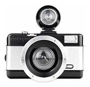 Câmera Lomography Fisheye 2 Clássica Preta