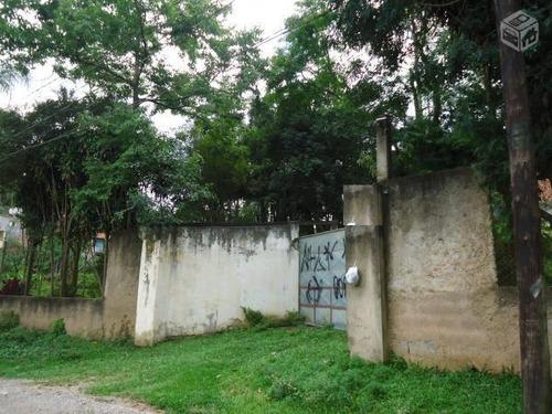 Chácara Para Venda Em Itapecerica Da Serra, Recreio Primavera, 1 Dormitório, 1 Banheiro - Ch003_2-441614