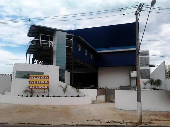 Galpão Industrial Zup1 No Jardim Alzira Franco Em Santo André! - Ga0010