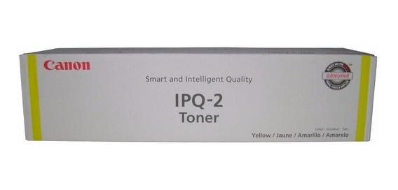 Toner Canon Ipq-02 Ipq 2 C6000/7000vp Yellow Orig 0439b003