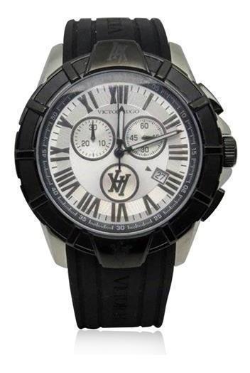 Relógio Masculino Victor Hugo Vh10054gsb