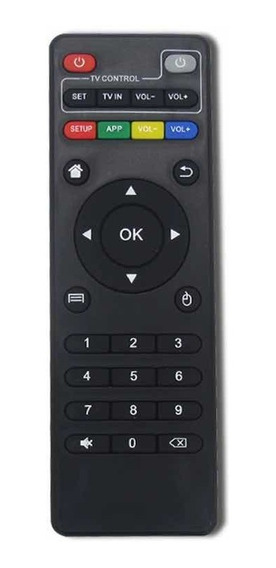 Control Remoto Android Tv Box Qfx Hk1 Tv Box Z28 M10 M12