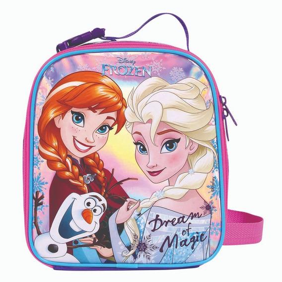 Lancheira Frozen Premium Disney Dermiwil Original