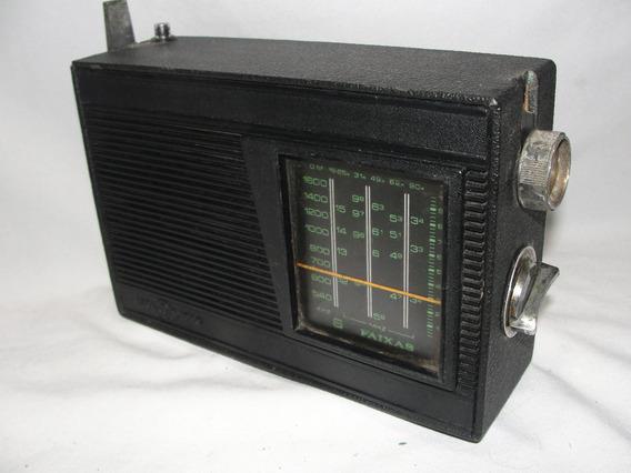 Antigo Radio Portatil Motoradio ***não Funciona***