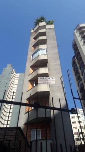 Imagem 1 de 7 de Apartamento Prox Ao Parque Da Aclimação, 2 Dormitórios, 64 M² - Venda Por R$ 700.000 Ou Aluguel Por R$ 2.000/mês - Aclimação - Propstarter Adm.imoveis - Ap0648