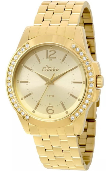 Relógio Condor Feminino Co2035kou/4d, C/ Garantia E Nf