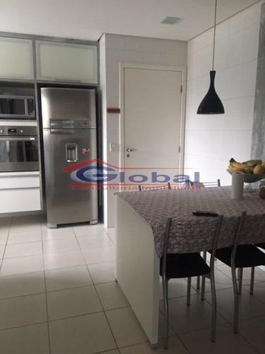 Apartamento - Campestre - Santo André - Gl39505
