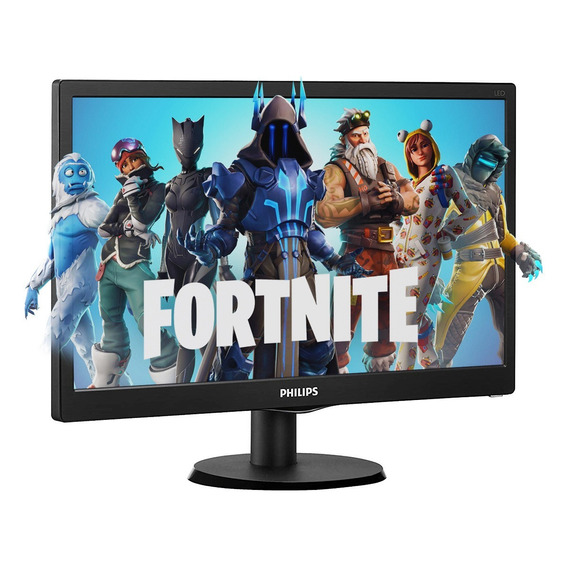 Monitor Led Gamer 22 Pulgadas Philips 223v5lhsb2/55 Full Hd