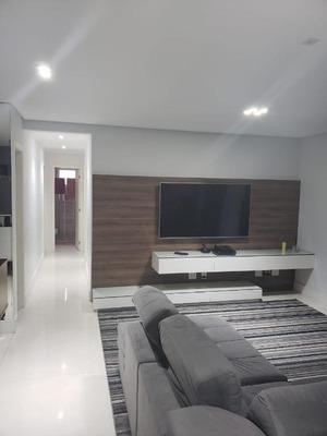 Apartamento Com 3 Dormitórios À Venda, 127 M² Por R$ 1.150.000 - Jardim Independência - São Paulo/sp - Ap4832