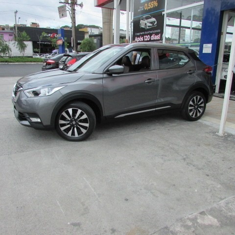Kicks 1.6 Sl Xtronic 2017 Cinza