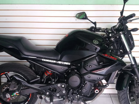 Moto Yamaha Xj6 Preta 2011