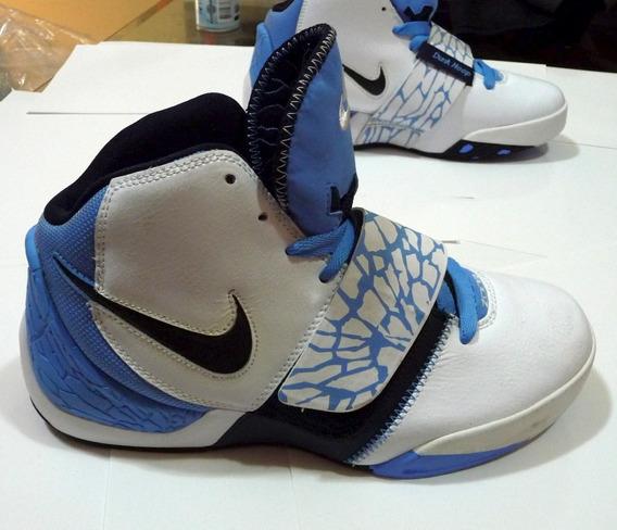 Tenis Nike Botinha Basket Azul Dos Eua Original Masculino