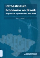 Infraestutura Econômia No Brasil Instituto De Pesqu