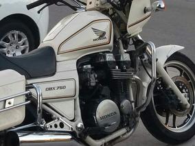 Honda Cbx 750 Policial 2009