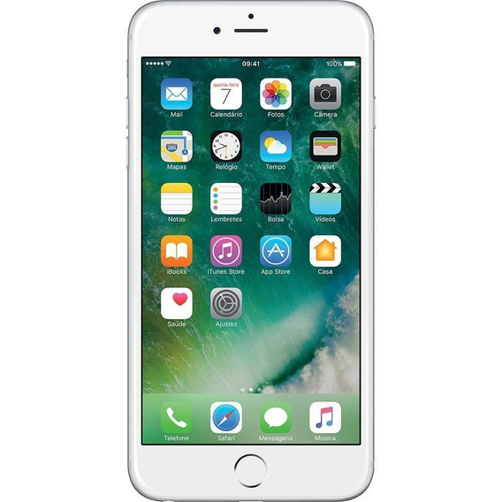 iPhone 6 64gb Refurbished Prata