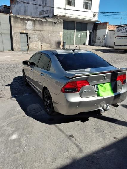 Honda Civic Exs, Muito Novo