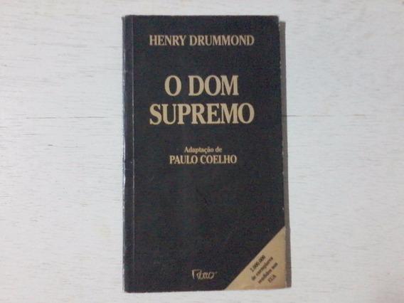 O Dom Supremo Adaptação De Paulo Coelho Livro
