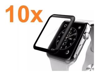10 Pçs Película 3d Antichoque Watch 38 A 44mm Preço Atacado